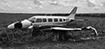 Avioneta despegó de Venezuela y aterrizó irregularmente en el Este.