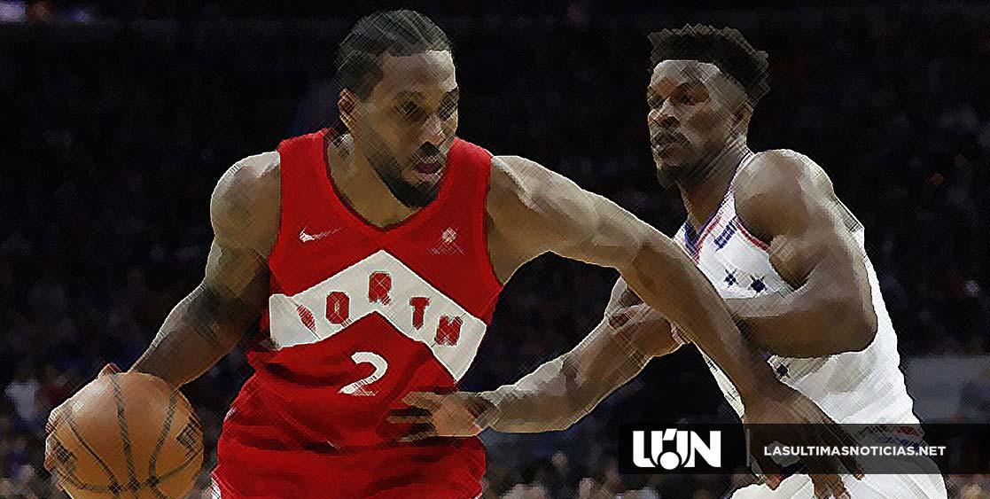 Toronto vence a los 76ers y vislumbra las Finales del Este.