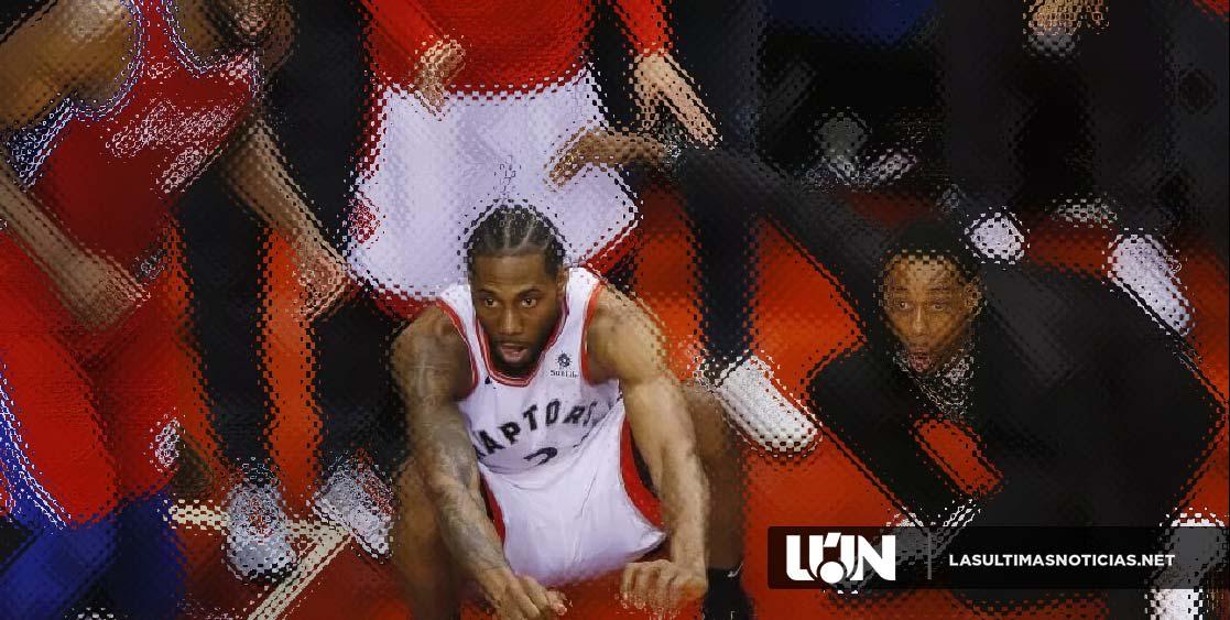 Una histórica canasta de Kawhi Leonard mete a los Raptors en las Finales del Este