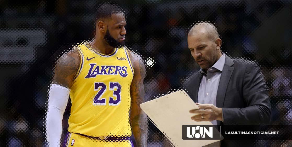 """Jason Kidd """"emocionado"""" de unirse a los Lakers, entrenar a LeBron James jugó un papel clave en su decisión"""