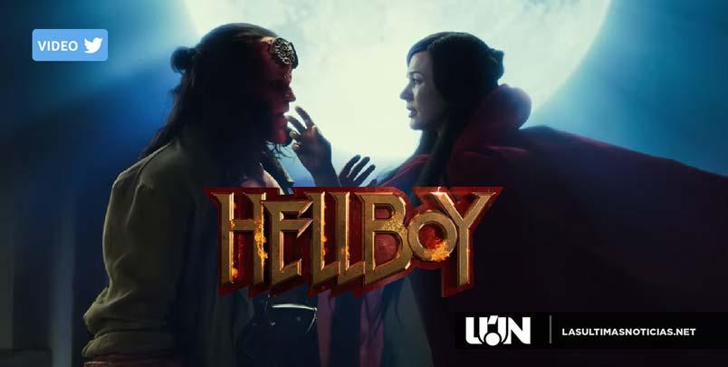 'Hellboy' llegará censurada a España