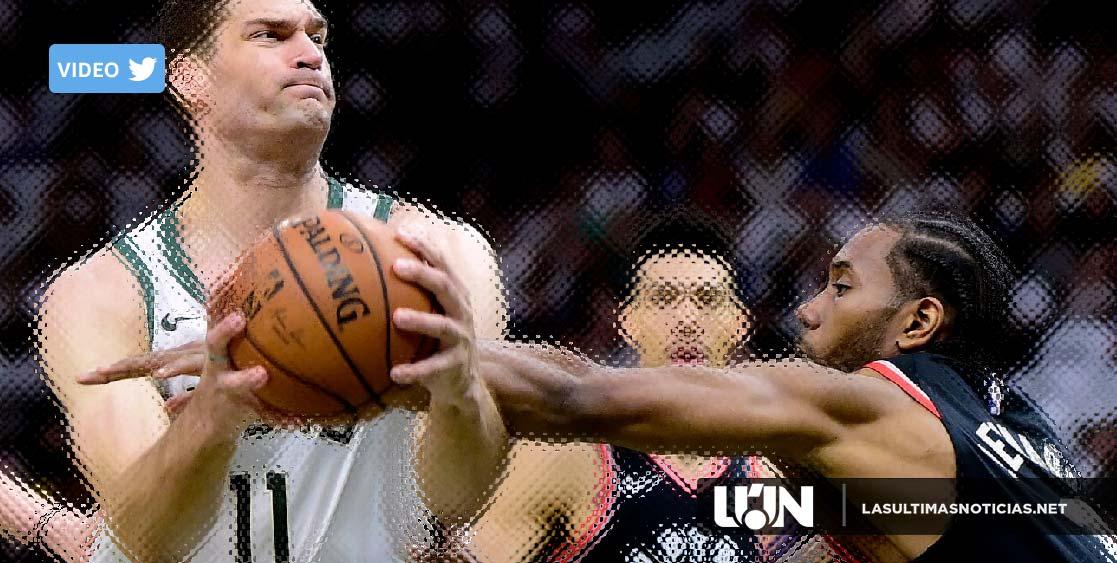 """Kawhi Leonard, Raptors """"no jugaron buena defensa"""" ante Bucks"""