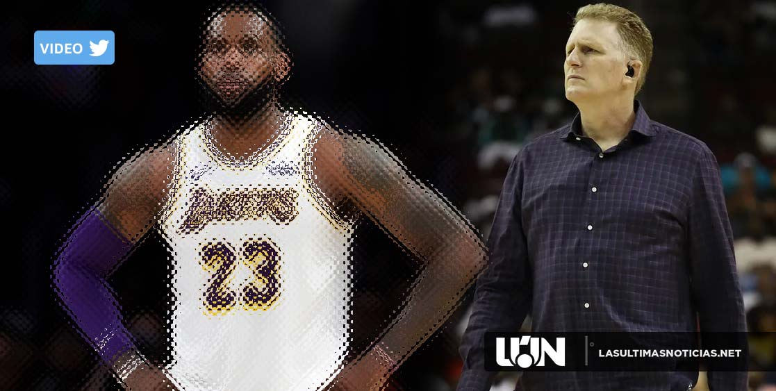 "Michael Rapaport dice ""no se sorprenda"" si los Lakers intercambian a LeBron James con pelícanos"
