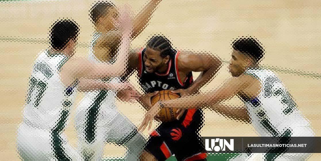 """Leonard desafía a los Raptors a """"jugar contra la adversidad"""""""