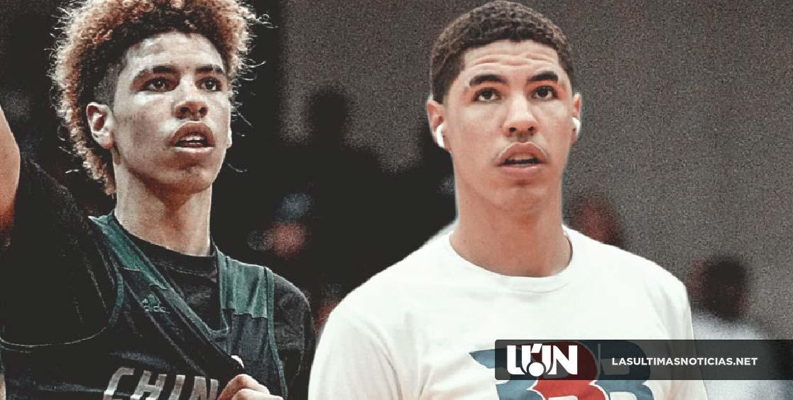 LaMelo Ball admite que regresó a la secundaria para regresar a los Borradores de la NBA