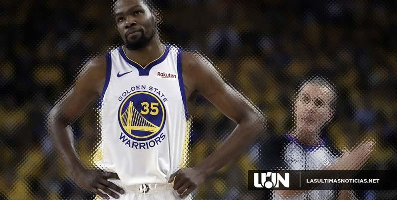 Durant discute la idea de que los Warriors sean mejores sin él.