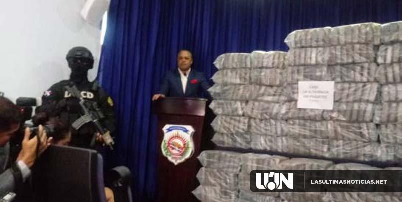 """República Dominicana participará con 18 países en """"Operación Orión"""" contra las drogas."""