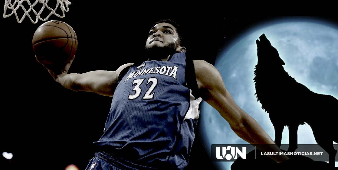 Karl Anthony Towns, El Lobo Solitario.