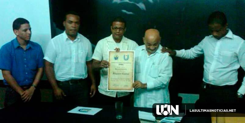 Próxima convención del PRD lleva el nombre de Fulgencio Espinal