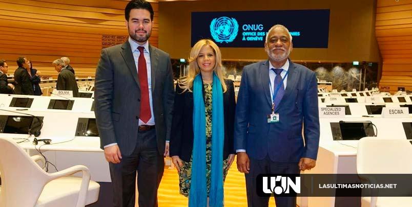 Presentan avances de República Dominicana en Comisión de Ciencia y Tecnología en Ginebra .