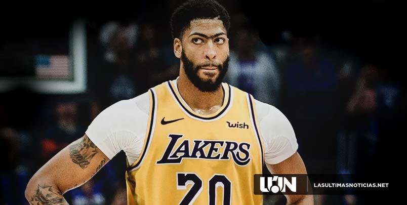 Los jugadores de la NBA reaccionan ante el intercambio de Anthony Davis con los Lakers.