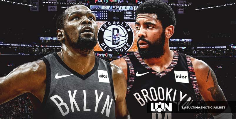 Brooklyn no tiene problemas en firmar a Kyrie Irving, sin otra estrella no se une a él