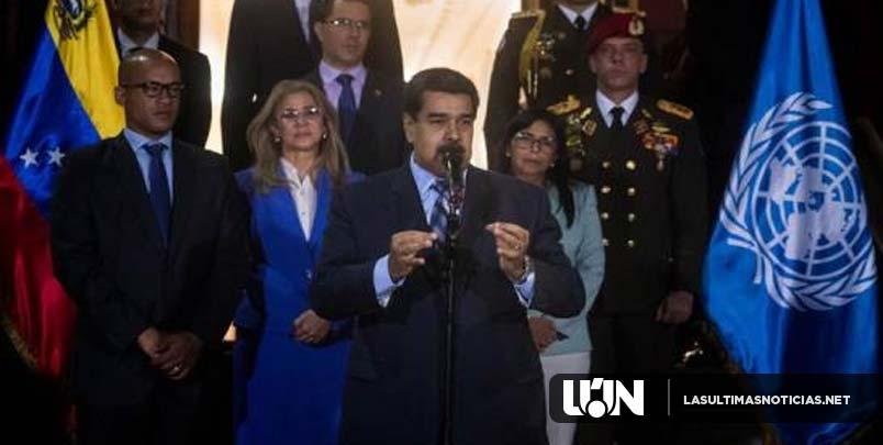 """Maduro dice que visita de Bachelet fue """"buena"""" y aspira """"nuevas relaciones"""""""