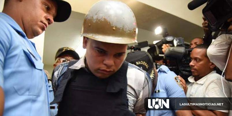 """Dictan un año de prisión preventiva a """"Rubirosa"""" por caso David Ortiz"""