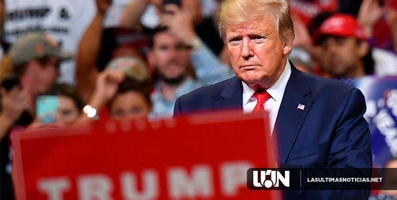 Trump admite que no está preparado para perder en las elecciones de 2020