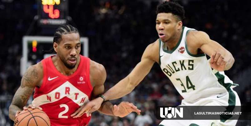 Antetokounmpo es electo el Jugador Más Valioso de la NBA en una noche de extranjeros