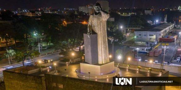 Monumento Fray Antonio Montesino