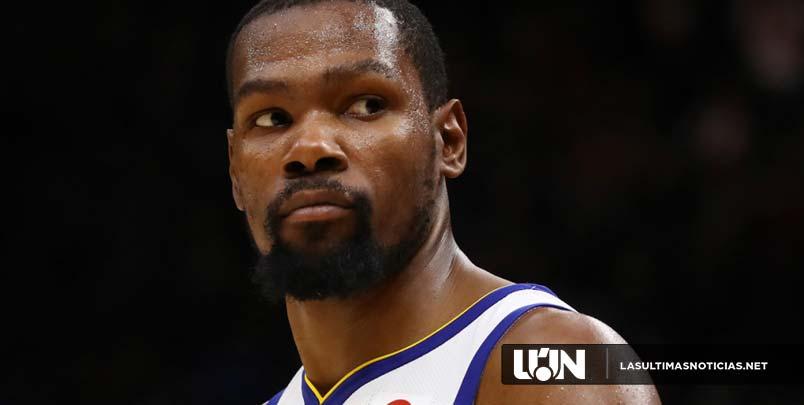 Informe: El alero de los Warriors, Kevin Durant, rechaza la opción de $ 31.5 millones para 2019-20