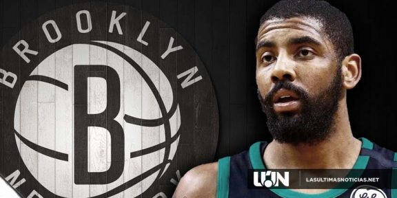 Kyrie Irving a Brooklyn