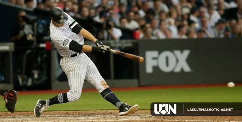 En fiesta de batazos en Londres, los Yankees ganan a Boston