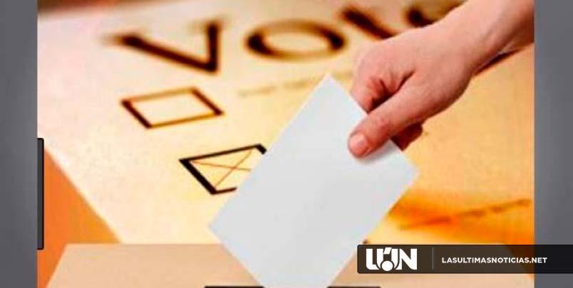 JCE realiza corte del padrón para elecciones municipales febrero 2020
