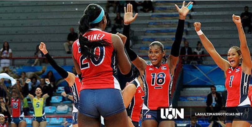 Dominicana necesitó de cinco sets para vencer a Canadá en la Copa Panamericana