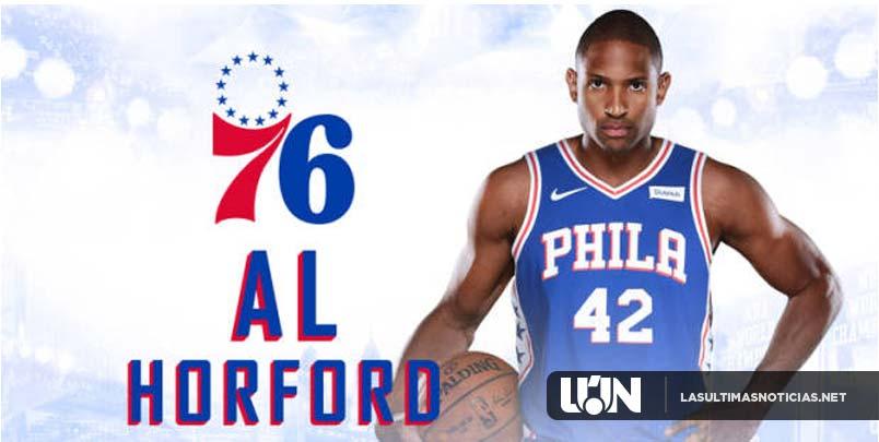 """Elton Brand: """"Horford es uno de los mejores interiores de la NBA. Su capacidad defensiva es élite"""""""