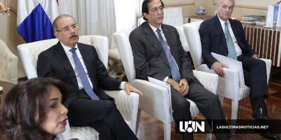 Danilo Medina - Plan Integral Mobilidad Urbana