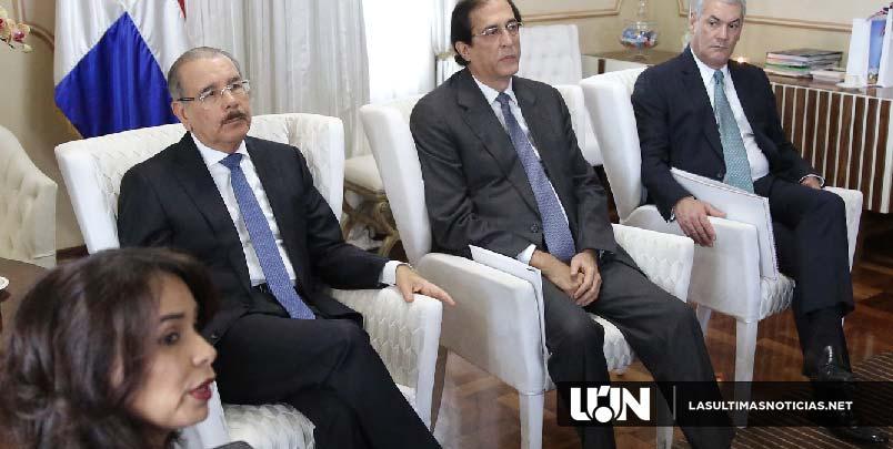 Presidente Danilo Medina revisa avance de los proyectos integran el Plan Estratégico de Movilidad Urbana