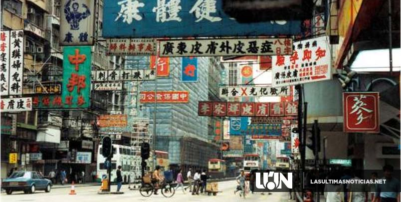 Hong Kong es un foco de tensión en la nueva guerra fría