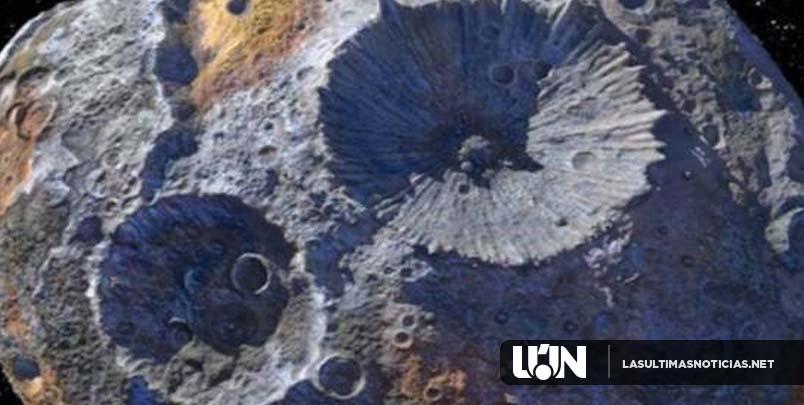 Identifican asteroide que pudiera hacer millonarios a todos los humanos