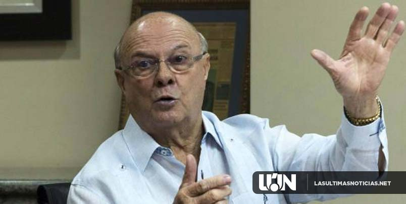 Hipólito Mejía formalizará el lunes sus aspiraciones de gobernar nuevamente el país