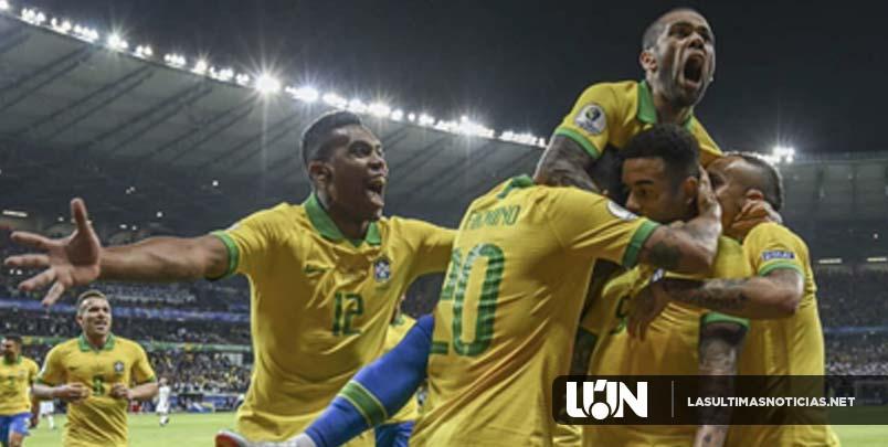 Brasil conquista por novena vez la Copa América