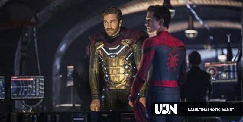 """""""Spider-Man """"Far From Home"""" arrasa en taquilla y logra US$185,1 millones desde su estreno"""