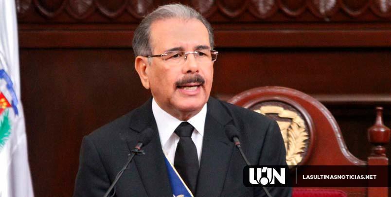 Esta noche: El Presidente Danilo Medina se dirije al país.