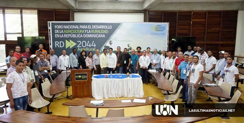 RD2044-Agrorural realiza primer  foro nacional para el desarrollo de la agricultura y la ruralidad.