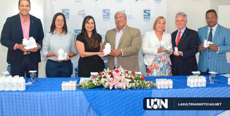 Sanar Una Nación entrega medicamentos al SNS