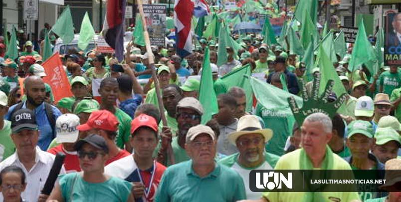 Movimiento Marcha Verde pide cárcel para involucrados en caso Odebrecth