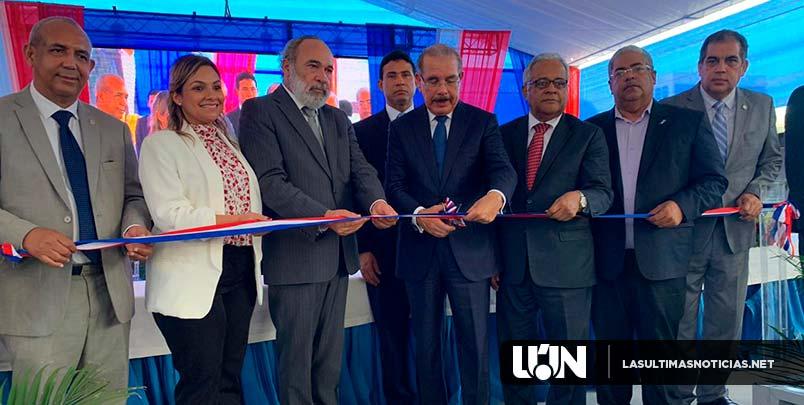 Inauguran hospital municipal Pablo Morrobel en Luperón, Puerto Plata