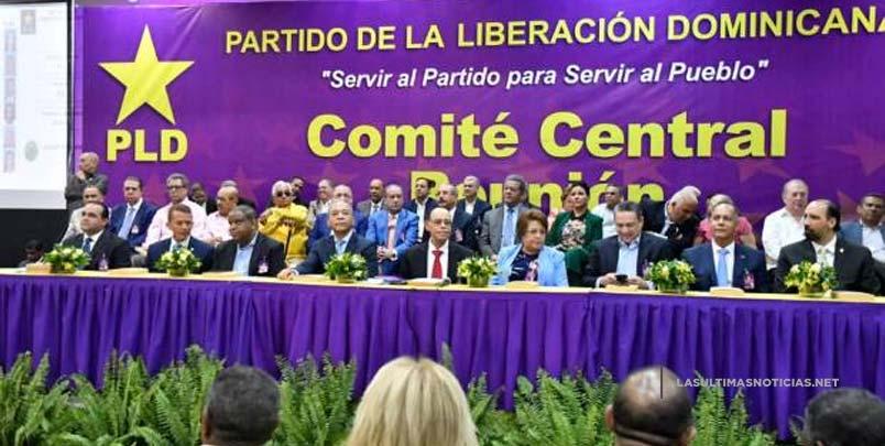 Leonel y Danilo miden fuerzas en la elección de precandidatos presidenciales