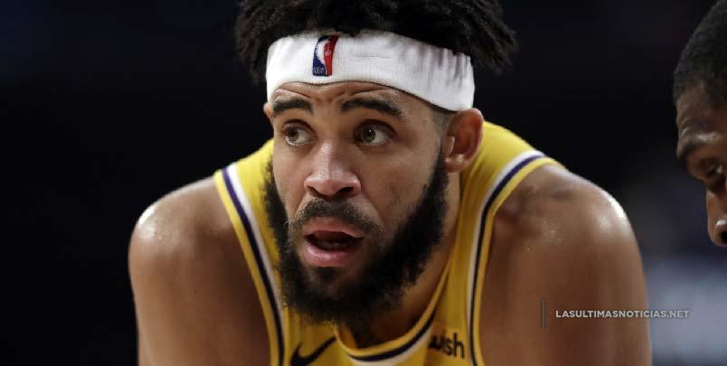 """JaVale McGee: los Lakers harán una """"carrera profunda"""" en la próxima temporada"""