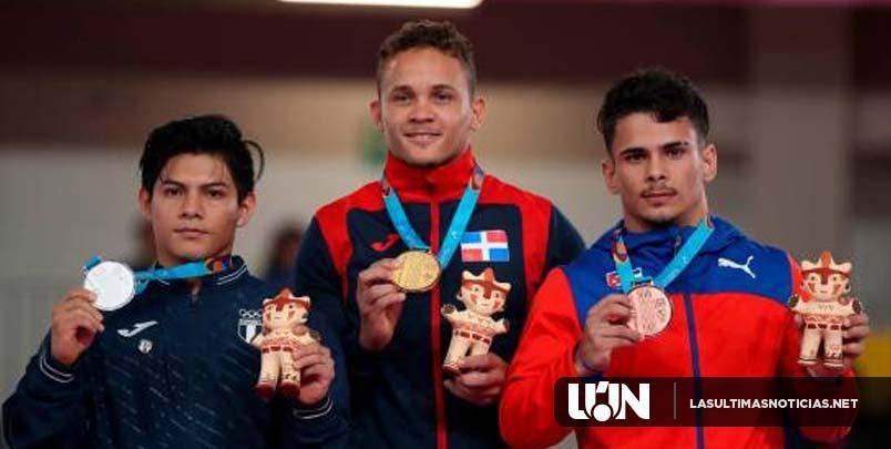 Nin Reyes da un salto de oro con un significado múltiple para Dominicana
