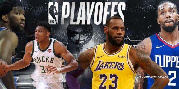 Contendientes NBA