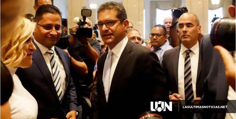 Pedro Pierluisi, oficialmente gobernador de Puerto Rico