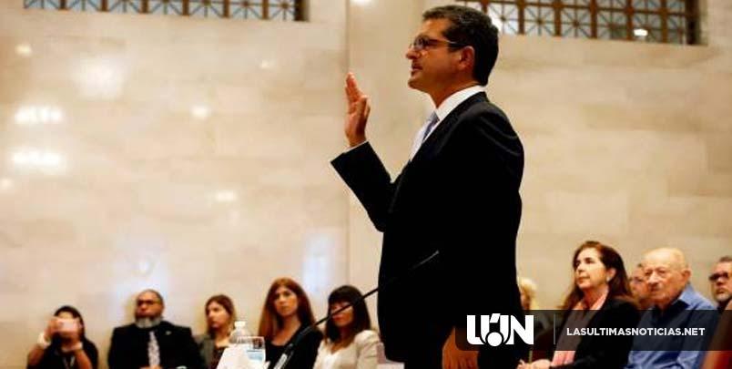 Cámara Baja aprueba a Pedro Pierluisi como nuevo gobernador de Puerto Rico