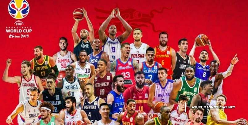 Calendario y horario del Mundial de baloncesto en China