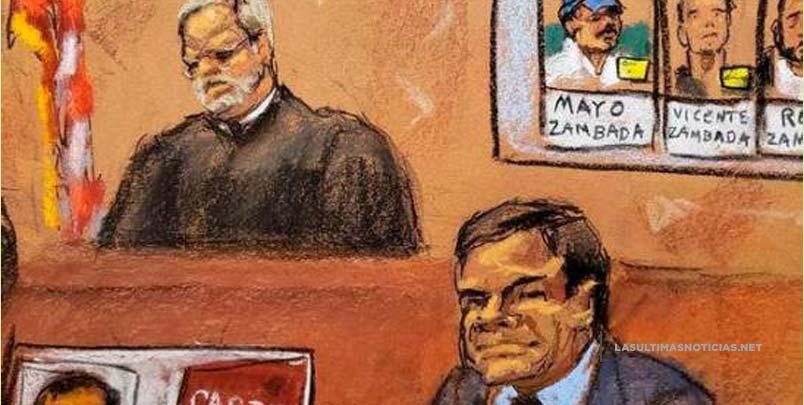 Un exhaustivo relato de lo que no se vio durante proceso judicial contra el Chapo