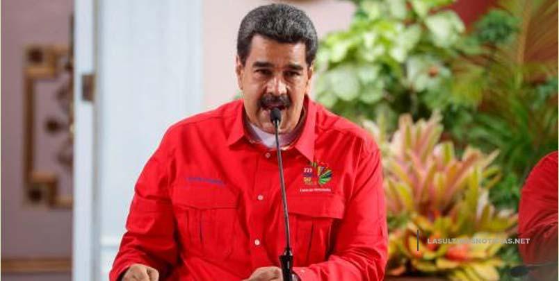 """Maduro pide prepararse para """"una batalla"""" si Trump bloquea a Venezuela"""