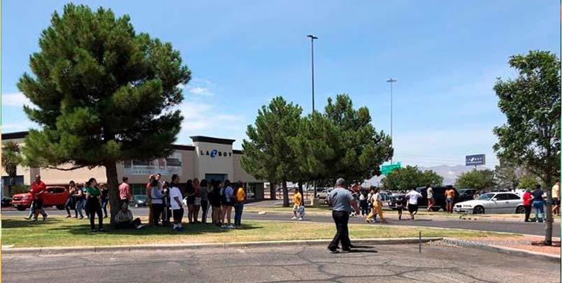 Varios muertos y heridos en un tiroteo en Walmart en Texas, según CNN