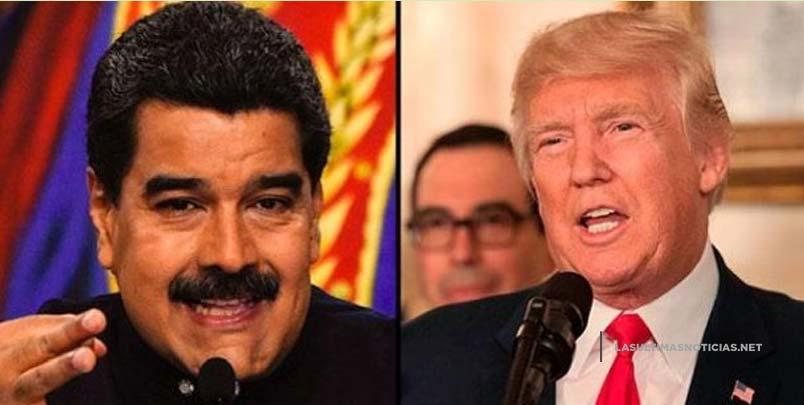 Gobierno de Maduro sugiere a venezolanos postergar viajes a EEUU por tiroteos